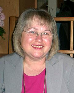 Pensionswirtin Monika Fiege aus Erfurt, Pension Fiege